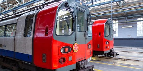 TfL Recruitment - Train Depot Open Day (Northumberland Park) tickets