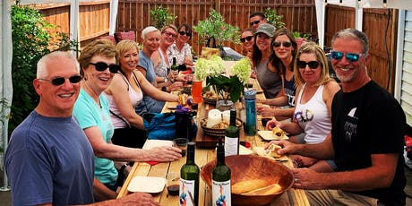 Italian Feast on the Patio to Benefit The Milton Historical Society  tickets