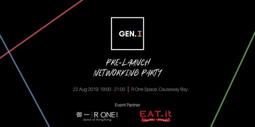 GEN. I Pre-Launch Networking Party