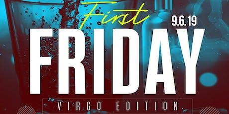 First Friday (Virgo Season) tickets