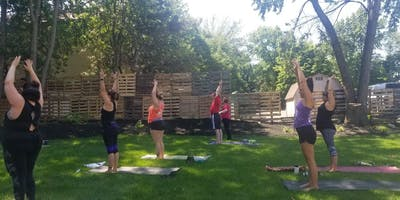 Yoga + Beer at Thirsty Dog Taphouse-Akron with Balance & Brews