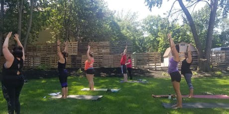 Yoga + Beer at Thirsty Dog Taphouse-Akron with Balance & Brews tickets