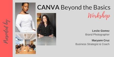 Canva - Beyond the Basics! Workshop (Farmington)