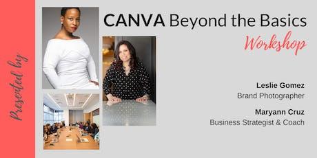 Canva - Beyond the Basics! Workshop (Farmington) tickets