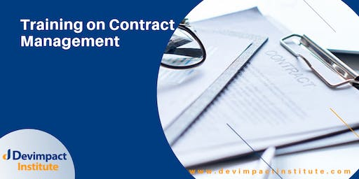 Training on Contract Management