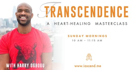 An Emotional Healing, Self-Care & Wellbeing Masterclass - TRANSCENDENCE tickets