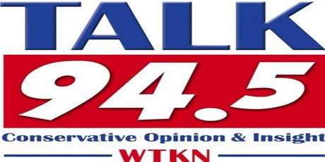 Be in our TALK 94.5 FM TV Commercial tickets