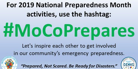 #MoCoPrepares Pet Emergency Preparedness Seminar tickets