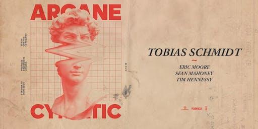 Arcane X Cymatic: Tobias Schmidt (LIVE) at Pharmacia