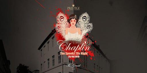 Chaplin - The Spooky 20s Night