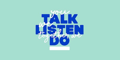 CCHA's You Talk, We Listen, Together We Act- Butetown Information Session tickets