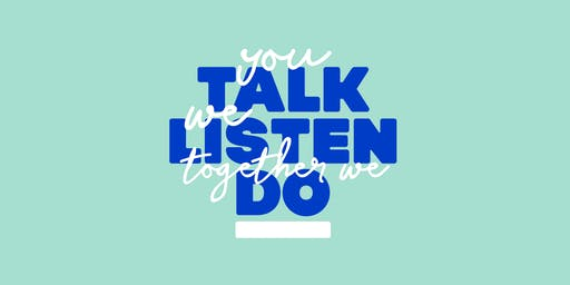 CCHA's You Talk, We Listen, Together We Act- Butetown Information Session
