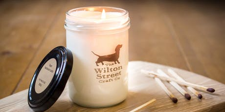 Advanced Candle Making Workshop - Scent Blending with The Wilton Street Craft Co September tickets