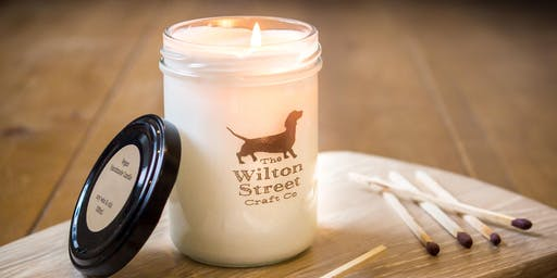 Advanced Candle Making Workshop - Scent Blending with The Wilton Street Craft Co September