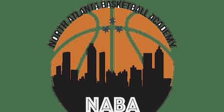 North Atlanta Basketball Academy Skills Clinic Weekend 3 tickets