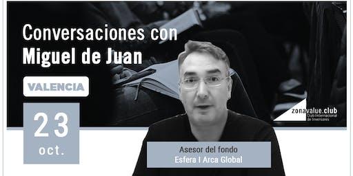 Conversaciones de Inversión con Miguel de Juan - Esfera I Arca Global
