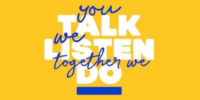CCHA's You Talk, We Listen, Together We Act- Splott Information Session