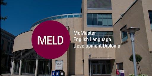 MELD Orientation 2019 - Afternoon
