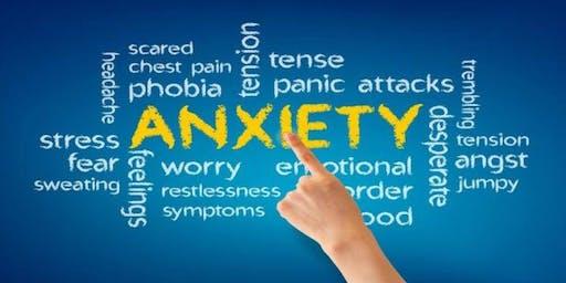 Anxiety-Schmanxiety / Overcoming Anxiety