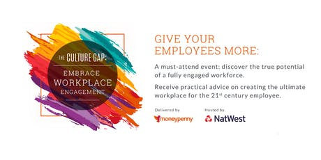 #HR #Leadership #Wellbeing  with #NatWestBoost  tickets