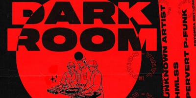 DARK ROOM - Techno Sessions (Vinyl Edition)