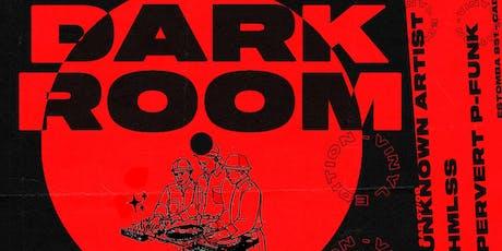 DARK ROOM - Techno Sessions (Vinyl Edition) entradas