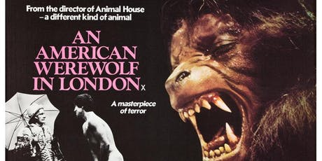 Explore Gothic - An American Werewolf in London (Aged 18+ Only) - YORK CARD HOLDERS tickets