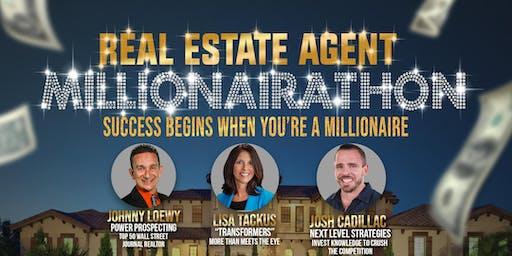 Real Estate Agent Millionairathon