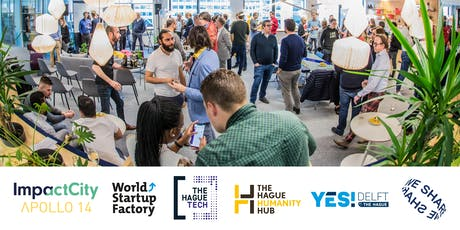 Startup Tuesday The Hague tickets