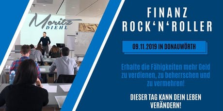 Finanz Rock'n' Roller 1 Tages Seminar Tickets