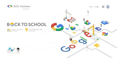 GDG Vientiane Back to School 19 tickets