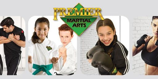 2 FREE KARATE CLASSES AGES 5-7