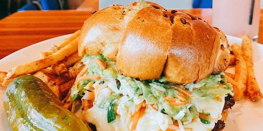Burger Bash Mondays
