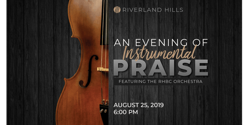 An Evening of Instrumental Praise