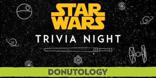 Star Wars Trivia Night at Donutology!