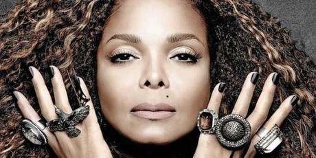 Janet Jackson Paint & Sip tickets