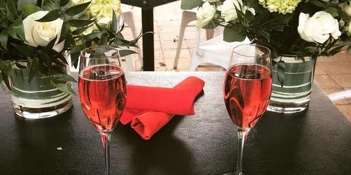 Wine Down with Flowers @ Urban Alchemy Coffee + Wine Bar