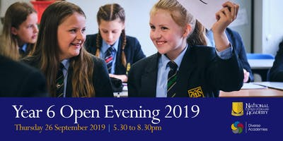 National Church of England Academy - Open Evening 2019
