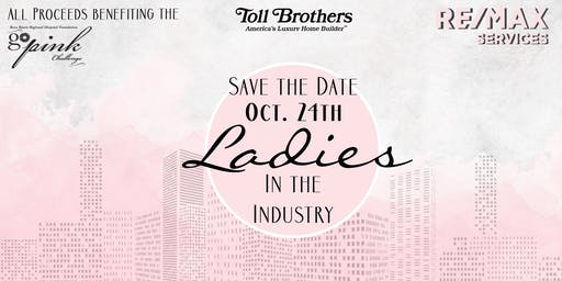 Ladies in the Industry Breast Cancer Charity Luncheon