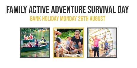 Family Active Adventure Survival Day tickets