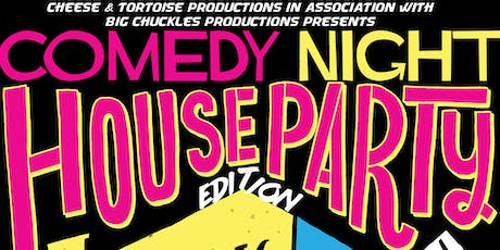 """Lee Seelig & Friends Comedy Night - """"House Party Edition"""" tickets"""