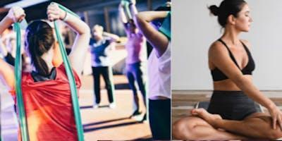 Body-Mind Træning >> Holdtræning for dit velvære og din performance