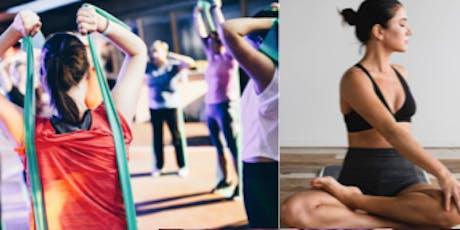 Body-Mind Træning >> Holdtræning for dit velvære og din performance tickets