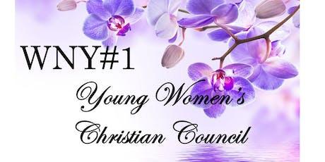 WNY#1 YWCC Empowerment Symposium tickets