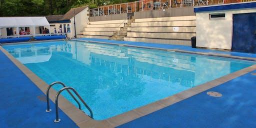 PGR Society Day Trip - Ingleton Swimming Pool