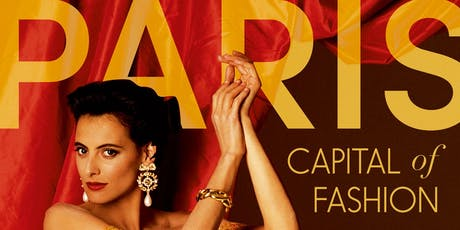 Paris, Capital of Fashion tickets