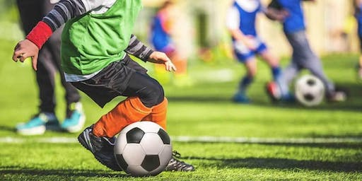 Detroit Parks and Recreation Soccer League Pre-Registration Form
