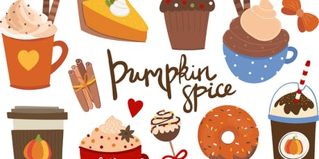 Pumpkin Pie Spice Cookie Class tickets