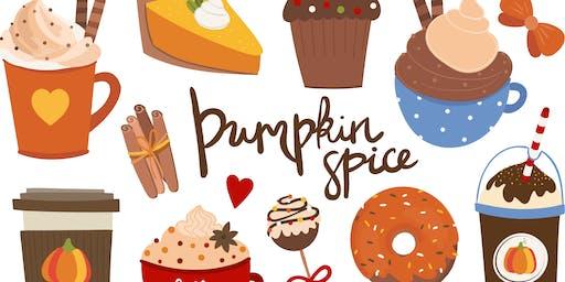 Pumpkin Pie Spice Cookie Class