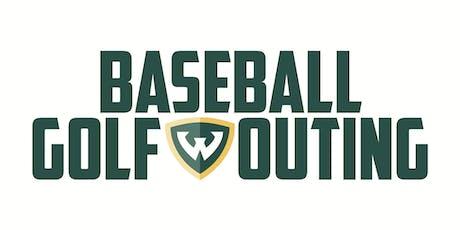 Warrior Baseball Golf Outing tickets